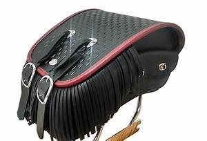 Motorcycle Saddlebags Hd Harley Davidson Softail  Springer