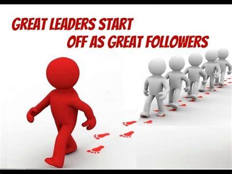 leadership  followership  false dichotomy youtube