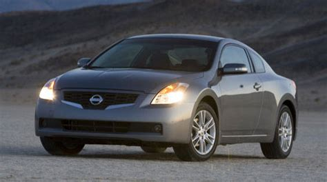 Road Test Of The 2008 Nissan Altima 3.5 Se Coupe