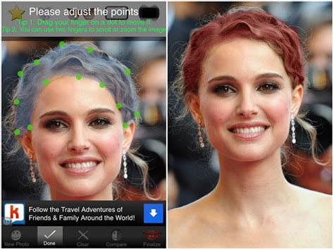 app for hair color 4 top free hairstyle apps for iphone and android