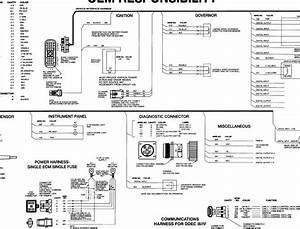 Detroit Diesel Series 60 Wiring Diagram