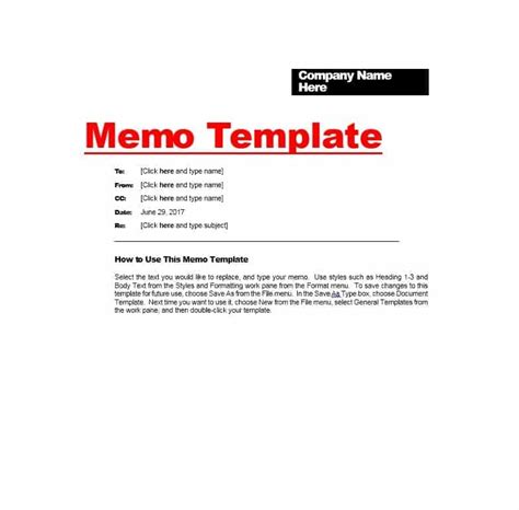 what is a business memo business memo templates 40 memo format samples in word