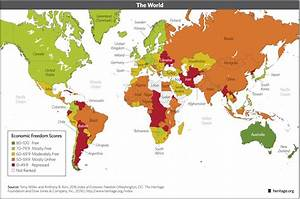 Download Index of Economic Freedom Data, Maps and Book ...