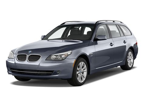 Bmw 5 Series Wagon by Wagon Review 2010 Bmw 5 Series Sports Wagon