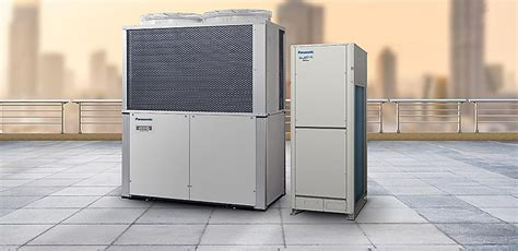 Gas Electric Hybrid by Panasonic Launches Gas Electric Hybrid Vrf Cooling Post