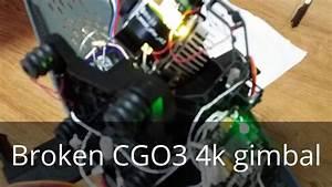 Inside Cgo3 4k Camera