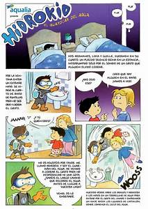Hidrokid, un cómic para preservar el agua