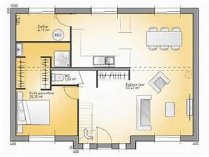 les 25 meilleures idees de la categorie plan maison 4 With plan appartement 150 m2 8 plans de maison 1er etage du modale city maison