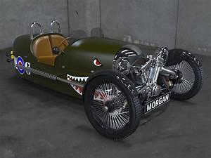 Morgan Three Wheeler Occasion : morgan 3 wheeler trike 3d cad model library grabcad ~ Medecine-chirurgie-esthetiques.com Avis de Voitures