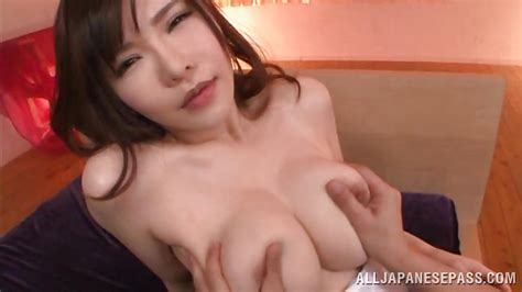 Anri Okita In Anri Gets So Wet When Her Tits Are Rubbed Hd From All Japanese Pass Big