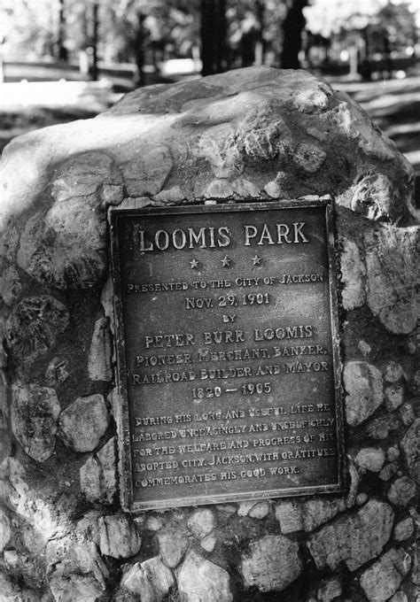 2-2-16: Peek Through Time: Loomis Park | Jackson michigan ...