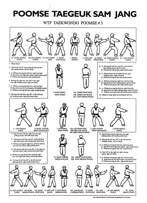 10 best taekwondo forms poomse itf wtf images on pinterest
