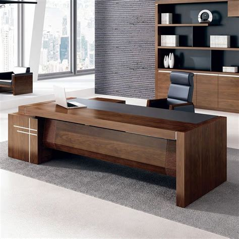 Best Office Furniture 2017 sale luxury executive office desk wooden office