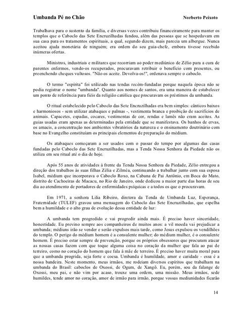 umbanda p 233 no ch 227 o ramatis