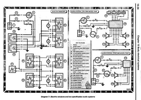 2004 land rover discovery wiring diagram along with 2004
