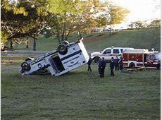 Ambulance Rollover Accident Forsyth County, North Carolina