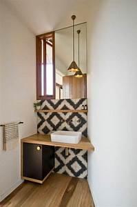 Aménager Une Petite Salle De Bain : comment am nager une salle de bain 4m2 salle de bain ~ Melissatoandfro.com Idées de Décoration