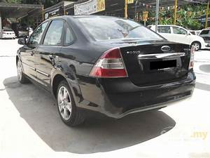 Ford Focus 2009 Ghia 2 0 In Selangor Automatic Sedan Black