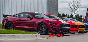 Ford Confesses: The Shelby GT500 Will Deliver 760 HP Stock