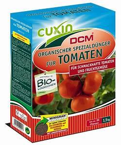 Dünger Für Tomaten : organischer spezial d nger f r tomaten cuxin organischer spezial d nger f r tomaten g nstig ~ Watch28wear.com Haus und Dekorationen