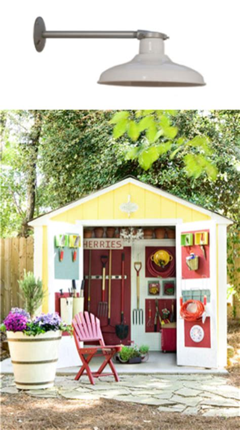 deara learn better homes and gardens potting shed plans