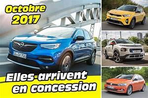 Argus Automobile 2017 Gratuit : les dix nouvelles voitures qui arrivent la vente en octobre 2017 actus auto auto evasion ~ Gottalentnigeria.com Avis de Voitures