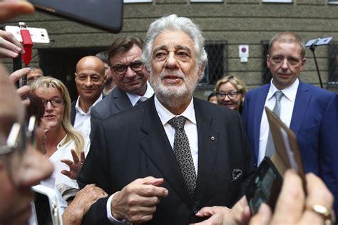 Placido Domingo Scandals