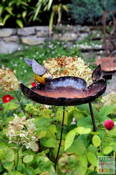 idees de deco de jardin avec de la recup jardipartage