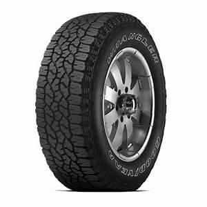 Tire Life Chart Goodyear Wrangler Trailrunner At Tires