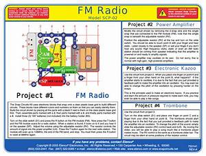 Elenco Snap Circuits Fm Radio  U00ae User Manual