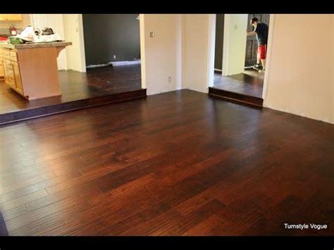 Acacia Wood Flooring  Types Of Wood Flooring Youtube