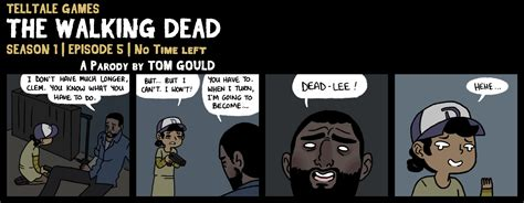 twd se dying  laughter spoilers