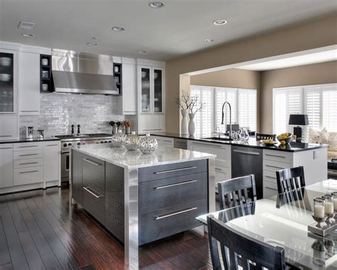 Rockville, Maryland Kitchen Remodel Contemporary