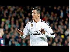 Cristiano Ronaldo Calma el Camp Nou 5 times calma