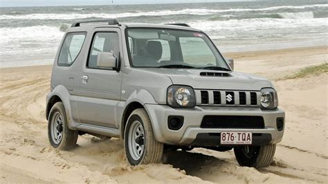 Suzuki Jimny 2015 review