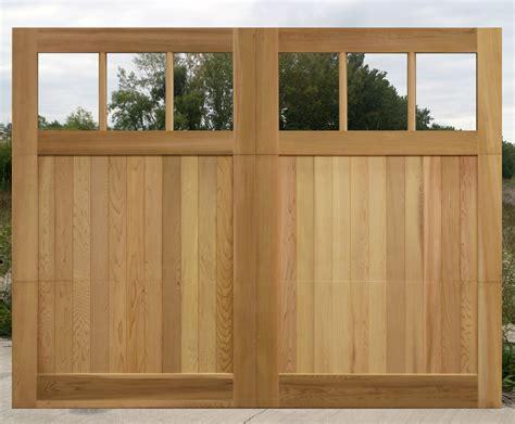 build a garage door veneer installation an existing metal garage