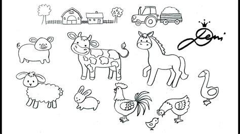 tiere malen leicht einfache tiere zeichnen kinderleicht hasen archives kinderbilder