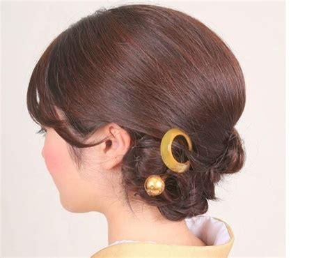 kimono hair  japan