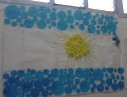 resultado de imagen para dia de la bandera argentina manualidades banderas lindas d 237 a de la