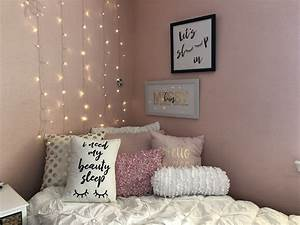 Aesthetic, Pink, Room, Light, Pink, Rooms, Aesthetic, Rooms, Pink, Room