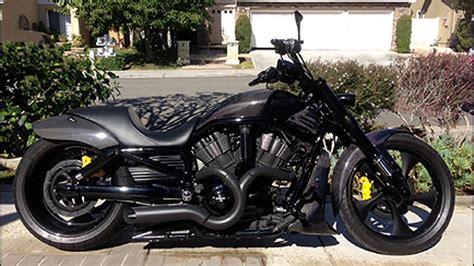 Harley Davidson Rod by Harley Davidson Custom V Rod Edition