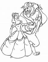 Coloring Pages Couple Disney Printable Barbie sketch template