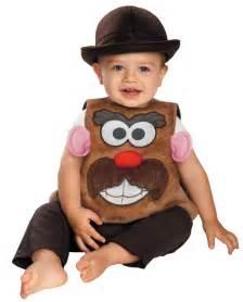 Baby Mr Potato Head Halloween Costume