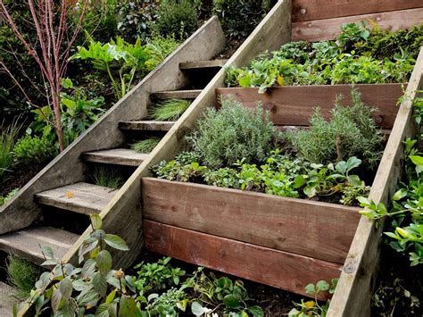 garden diy 15 awesome diy garden steps and stairs