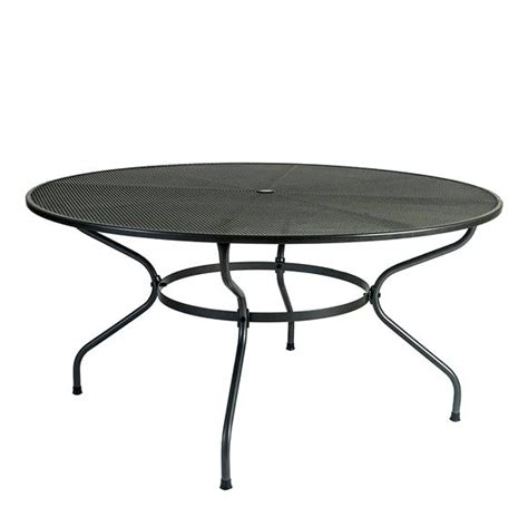 Tisch Rund Groß by Metall Gartentisch Rund Er Runder Schweiz Vintage 120 Cm