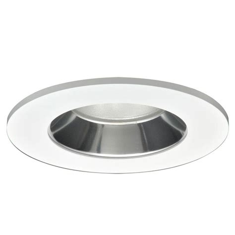 can light trim led halo 4 in specular clear recessed ceiling light led