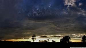 Download Dark Cloudy Sky Wallpaper 1920x1080 | Wallpoper ...