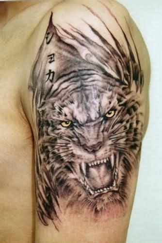 3d tier tattoos 3d tiger search stuff tattoos