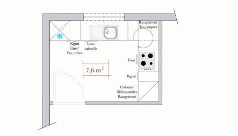 plan cuisine 12m2 conseils d 39 architecte 3 plans de cuisine en l