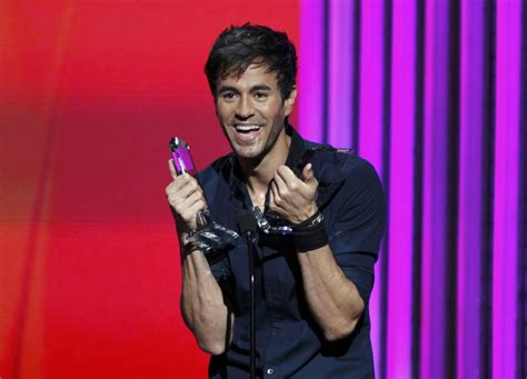 Enrique Iglesias Arrested For Allegedly Driving With A